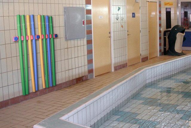 zdjęcie na basenie w użyciu