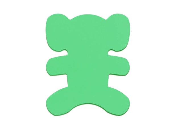 zielony słonik zdjęcie katalogowe
