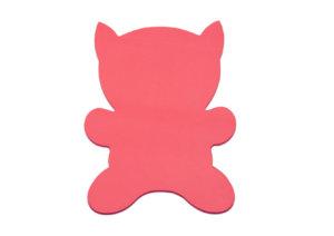 czerowony kotek zdjęcie katalogowe