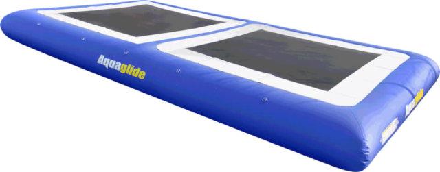 trampolina bez tła